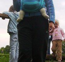 Kelionėje su vaikais