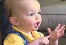 Kūdikių gestų kalba