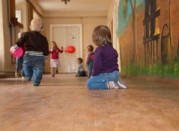 Vaikų lavinimas ir žaislai
